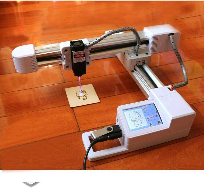 GanGou- Best Laser wood engraver