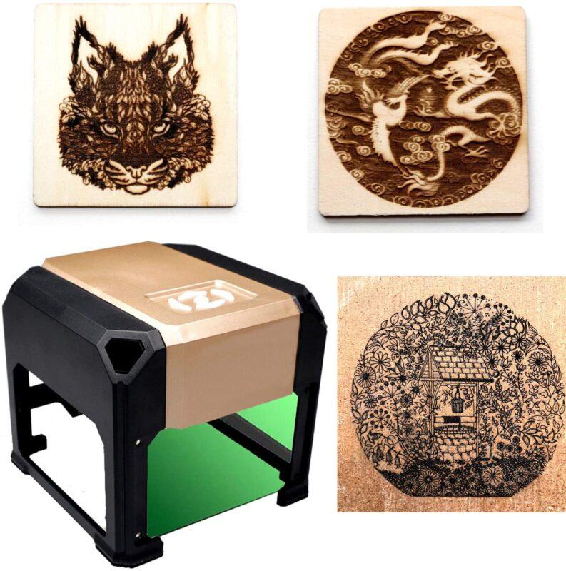 NiocTech- Best Laser Wood engraver