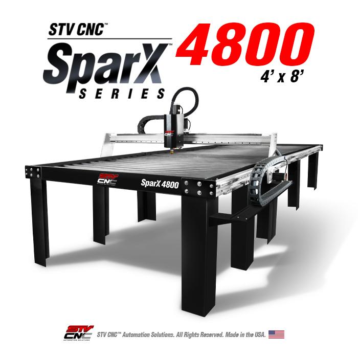 STV CNC SPARX