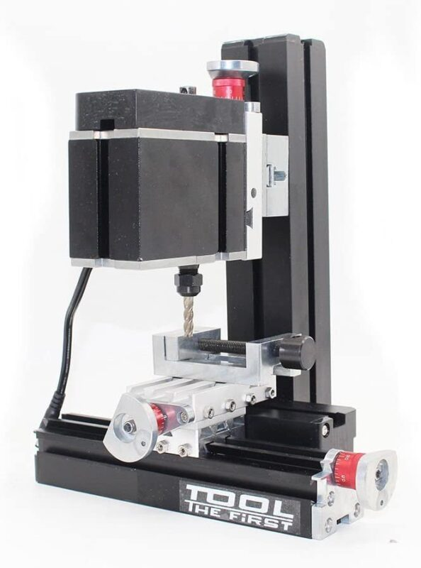 Toptoll - Best mini milling machine